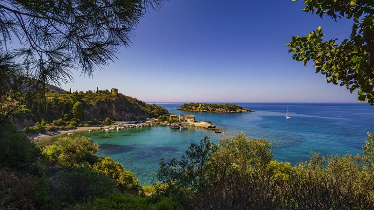 Road trip around the Peloponnese!