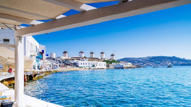 Things to see and do in Mykonos